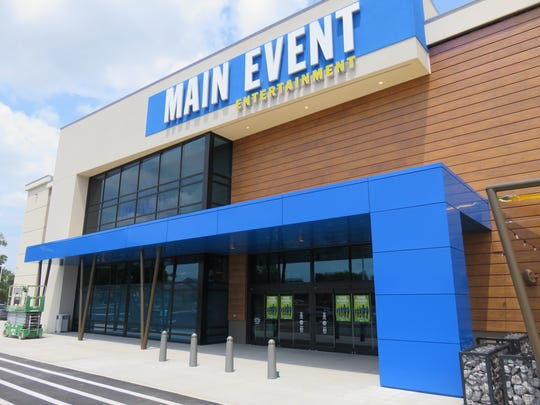 Main Event entertainment center in West Knoxville takes