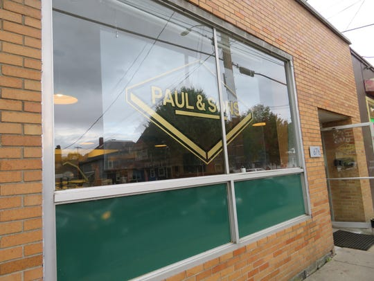 Paul & Sons Pizzeria is located at 67 1/2 Leroy St.,
