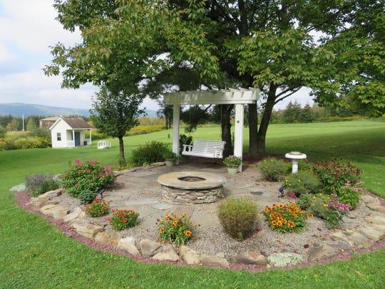 CJ Levchak's parents built a memorial garden for him