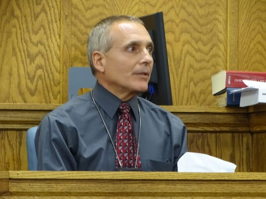 Fremont Police Detective Roger Oddo testifies that Elijah Starks admitted to stealing the gun used to fatally shoot Jaylen Brock.