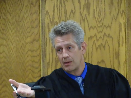 Sandusky County Juvenile and Probate Judge Brad Smith.