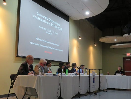 democratic congressional forum 23rd district.JPG