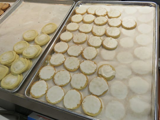 Ham 'N Goodys' famous lemon cookies are a crowd favorite.