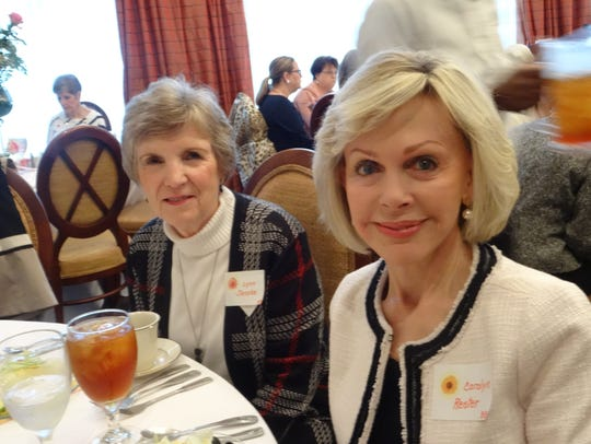 Lynn Jacobs and Carolyn Rester
