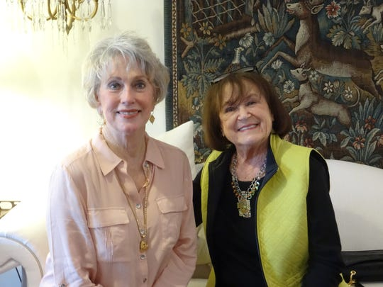 Dianne Cage and Sharen Henry