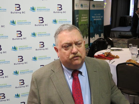 Gary Keith, regional economist for M&T Bank, talks