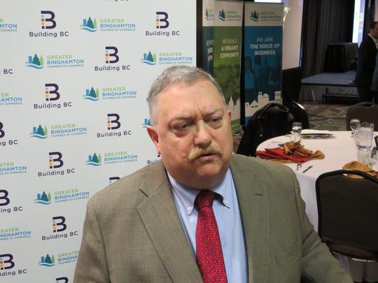 Gary Keith, regional economist for M&T Bank, talks
