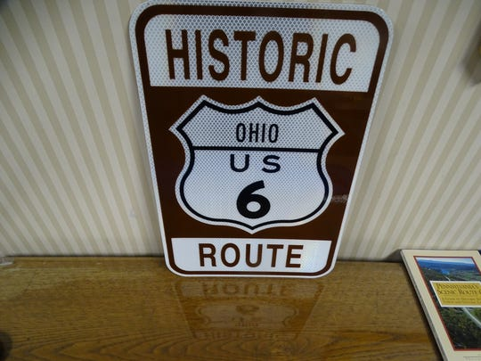 U.S. Route 6 crosses 14 states, including 248 miles in Ohio, on its coast-to-coast path.