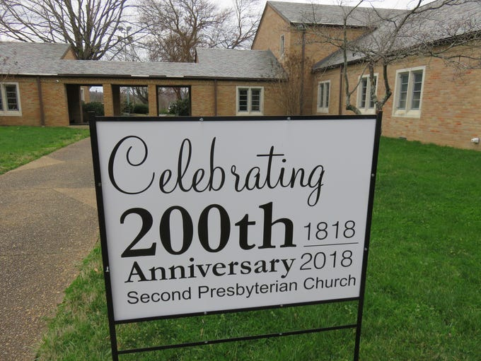 The church will celebrate its 200th anniversary this