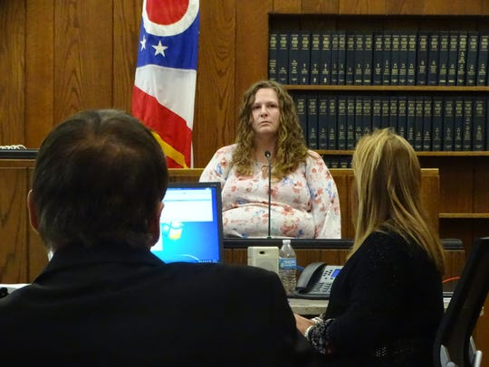 Julie Pinell testifies that Herman Miller had sex with