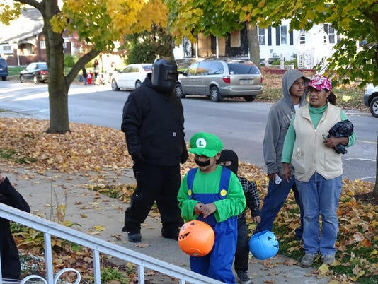 Fremont Trick-or-Treat