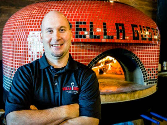 Chef Matt Nobile is co-owner of Bella Gusto Urban Pizzeria in Chandler and will be at the 2017 Grand Tasting for both days.