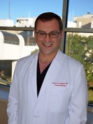 Dr. Hector Negron, of Willis-Knighton Health System