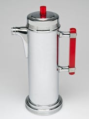'Cocktail Shaker with Handle' was created by an unknown
