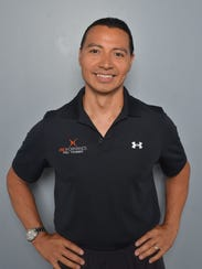 Carlos Rivas is director of fitness and wellness operations