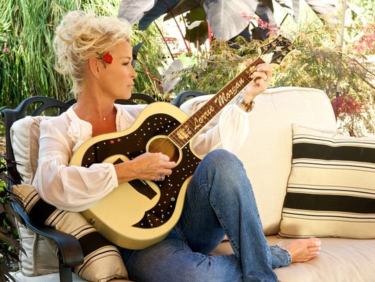 Lorrie Morgan, one of the most successful female country