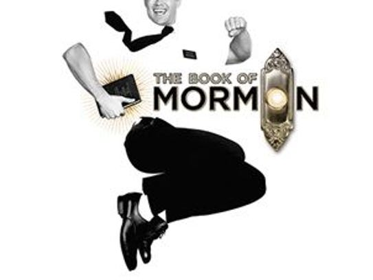 """It's possible to view Broadway-caliber shows close to home such as """"The Book of Mormon"""" that recently was at the Kravis Center in West Palm Beach."""