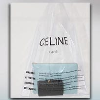 This designer plastic bag Is being sold for $590