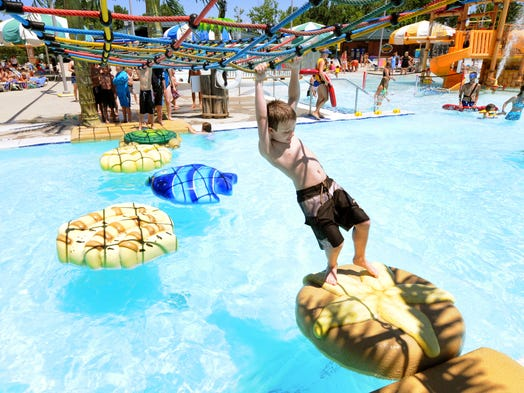 Top 5 Water Parks Near Indy