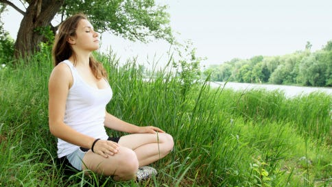 Meditation clears the mind, eases tension and even reduces health problems such as anxiety, high blood pressure and depression.