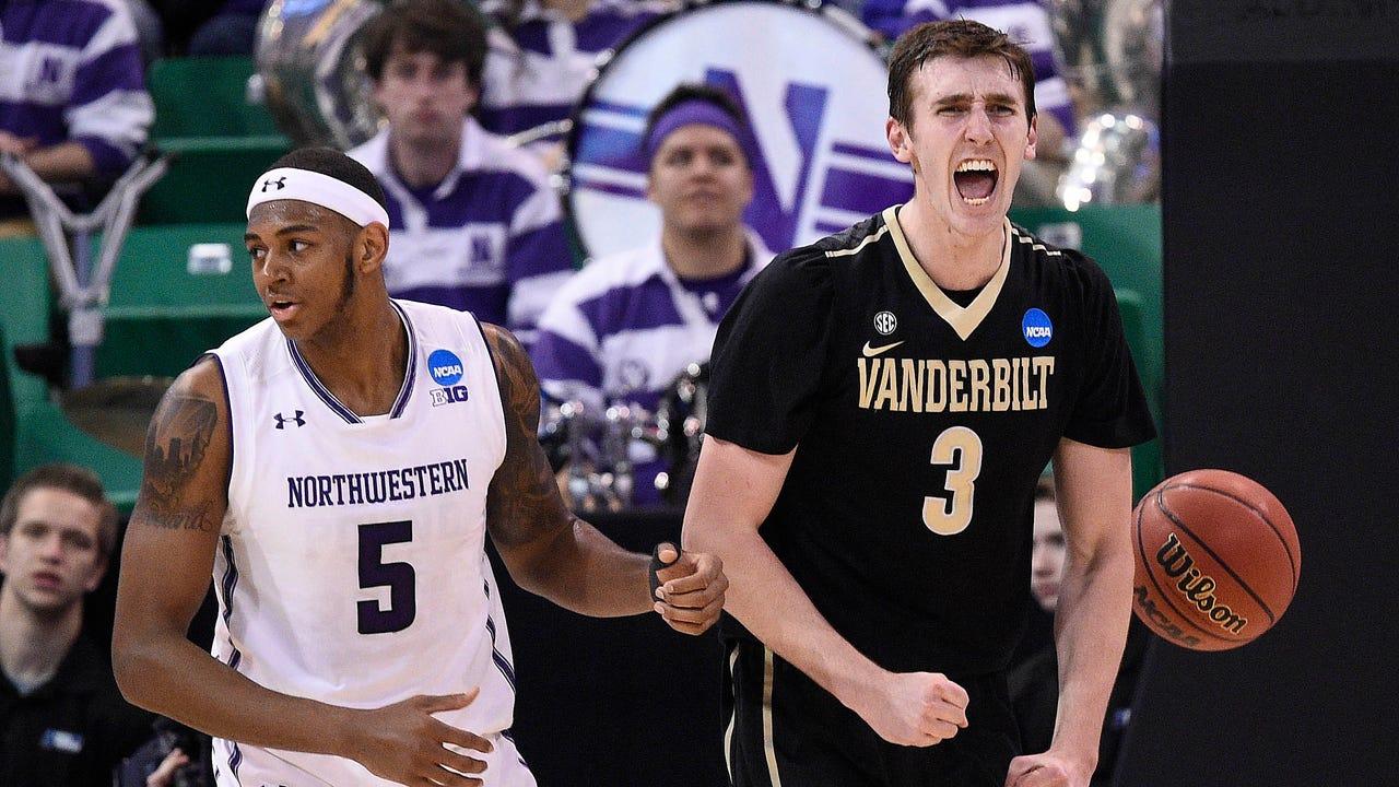 Luke Kornet & Nolan Cressler talk about the Commodores' NCAA tournament at-large bid