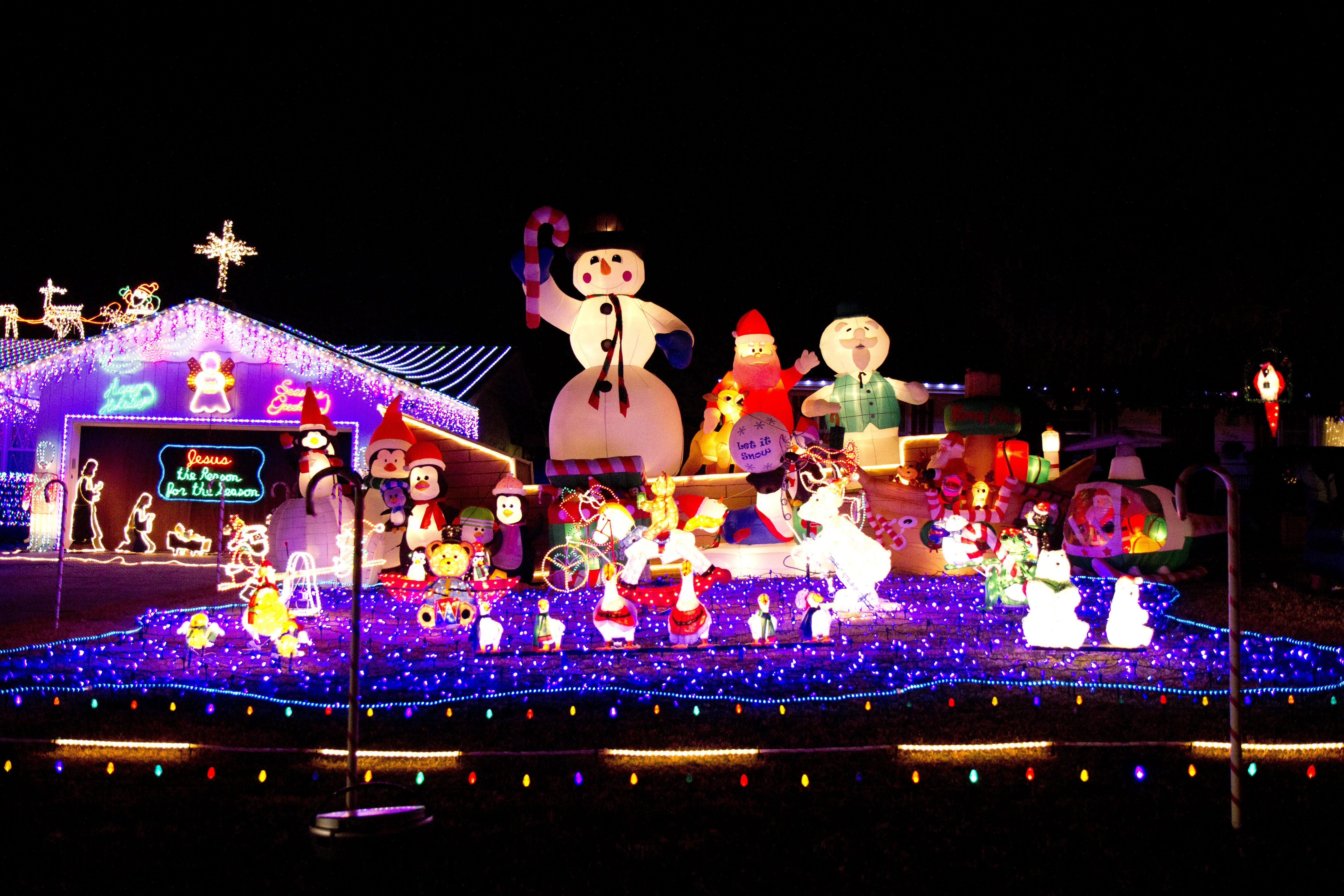 ahwatukee christmas lights map 2015 grad