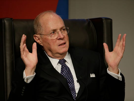 Supreme Court Justice Anthony Kennedy Kennedy is the