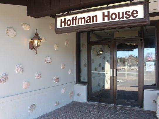 The Hoffman House is located inside the Quality Inn