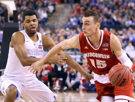 Sam Dekker. (Photo by Andy Lyons/Getty Images)