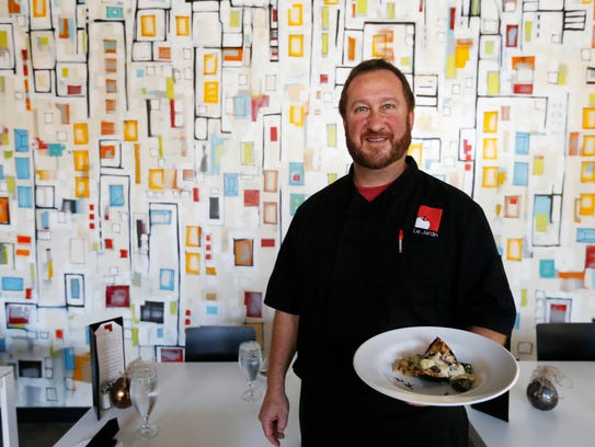 Chef Tag Grandgeorge focuses on summer tomatoes for