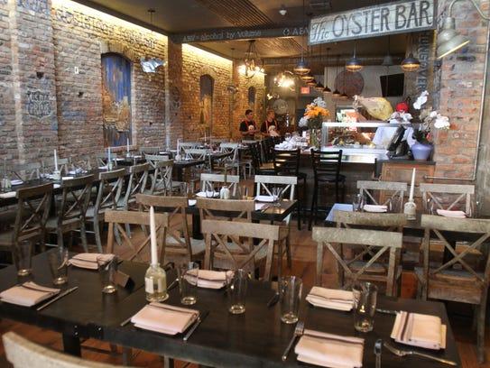 The Little Drunken Chef in Mount Kisco opened in July.