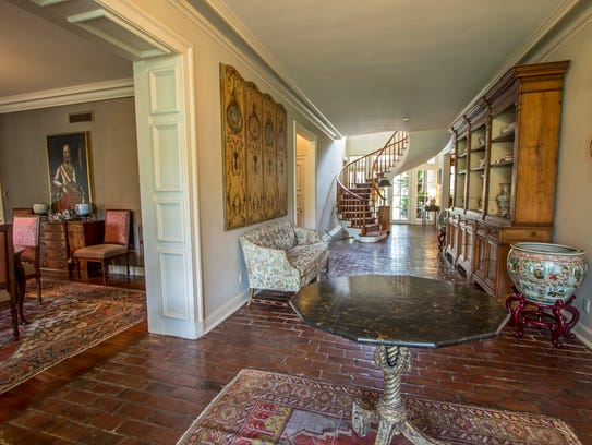 Must See 1 1m Historic A Hays Town Mansion Is For Sale