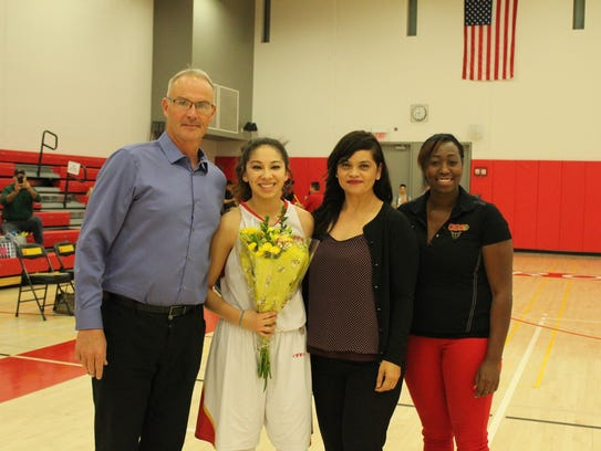 Sophomore Night festivities, with College of the Desert