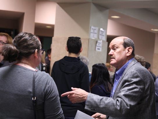 Iron County saw record numbers of Democrats turn out