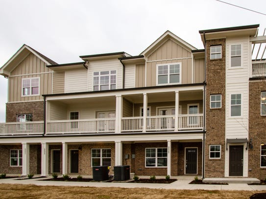 Located minutes from downtown Nashville in The Nations,