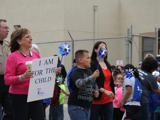 New Mexico Gov. Susana Martinez joined Carlsbad officials