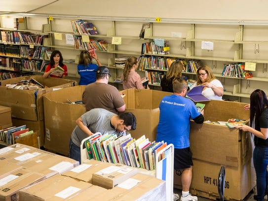 Funds will be used for Phoenix Public Library's Summer Reading Program, a key community tool in closing the achievement gap between low and higher income students.