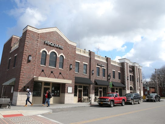 The I-Square project in Irondequoit is located on Bakers