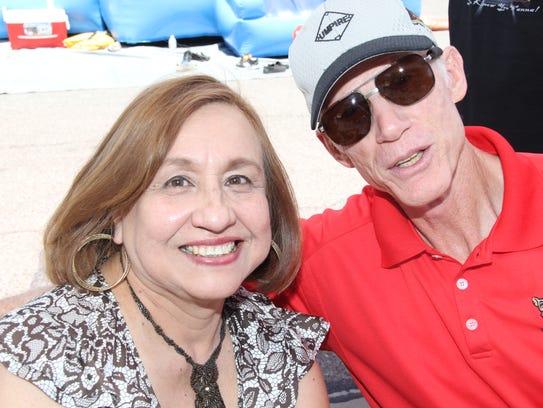 Linda and James Graham