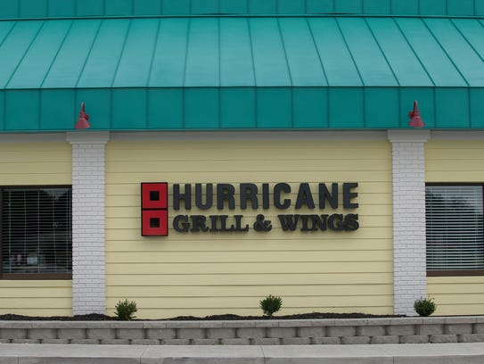 Hurricane Grill and Wings in West Des Moines has closed.