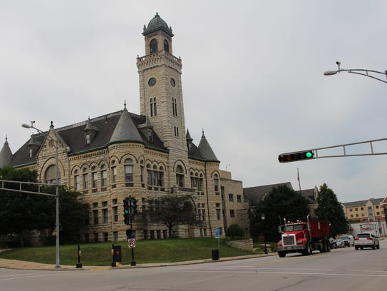 The former Waukesha County Courthouse, which will house