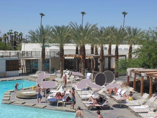 The Ace Hotel & Swim Club in Palm Springs will host