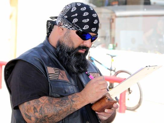 Rockin' The Streets faithful Victor Denogean fills