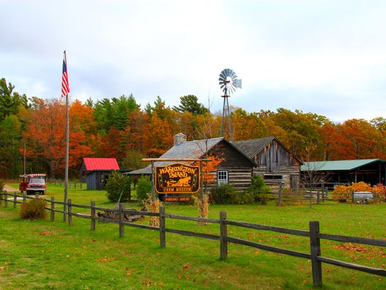 The Washington Island Farm Museum has been hosting