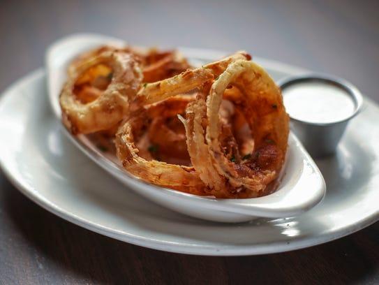 Onion Rings - Harvey's Diner & Pub (formally Dexfield