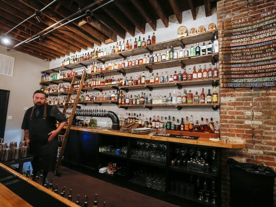 "Social, the restaurant replacing CB Social House in downtown Springfield, has a soft opening Feb. 6, 2018. It has a ""beverage impresario"" who comes up with new drinks."