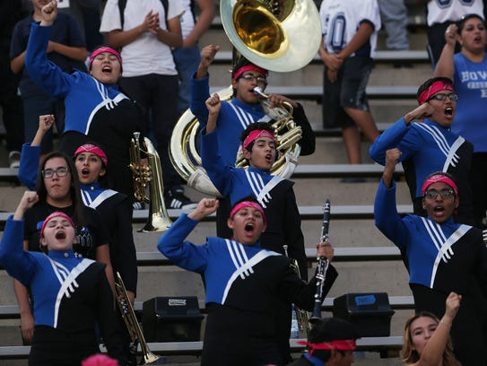 Bowie band