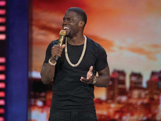 Comedian-actor Kevin Hart follows up his 2013 hit stand-up
