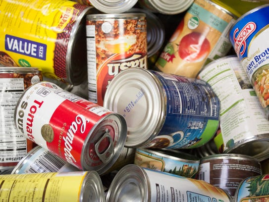 United Food Bank has emergency food boxes stocked with