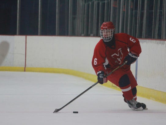 Freddie Brutto (6) of Manalapan